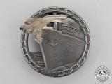An Early Quality Blockade Runner Badge by Schwerin of Berlin
