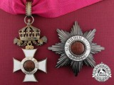 A Bulgarian Order of St. Alexander; Second Class by Scheid