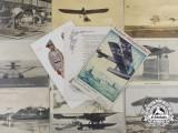 A Lot Of Thirteen Imperial German First War-Era Aviation Postcards