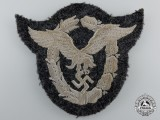 A Luftwaffe Pilot's Badge in Cloth