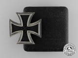 An Iron Cross 1939 First Class by Paul Meybauer with its Original LDO Case of Issue