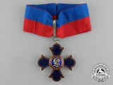 An Order of Merit of Liechtenstein; Commander