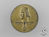 "A 1938 ""Day of German Arts"" Badge by Carl Poellath"