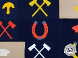 Collection of 15 American Armbands from 1898-1902