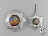 An Iranian Order of Homayoun; Grand Cross