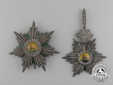 An Iranian Order of the Lion and the Sun; 3rd Class Commander