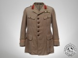 A Rare First War French Royal Flying Corps Tunic to Lieut. Rousseau KIA