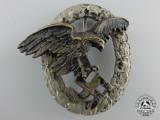 An Early Luftwaffe Observer's Badge by Juncker, Berlin