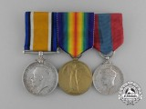 An Imperial Service Medal Grouping to the Royal Engineers