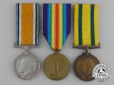 A Territorial Force Medal Group to the Royal Field Artillery