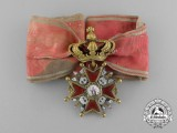 A Napoleonic Order of the White Eagle; Duchy of Warsaw