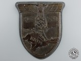 A Second War Krim Campaign Shield