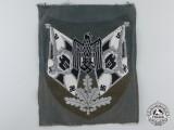 A Mint Infantry Flag Bearer Sleeve Insignia
