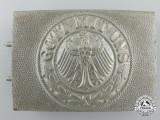 A Weimar Republic Era Army Belt Buckle