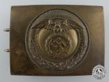 An SA Enlisted Belt Buckle