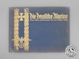 A 1934 Colour-Illustrated History of the German Navy