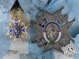A Spanish Order of Charles III; Grand Cross Set by M.Cejalvo, Madrid