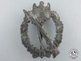 A Silver Grade Infantry Badge