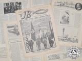"A 1929 Issue of NSDAP Propaganda Newspaper ""Illustrierter Beobachter"""