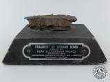 A Battle of Britain Blitz on London Bomb Shrapnel Fragment Souvenir 1940