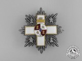 A Spanish Order of Military Merit; 2nd Class Breast Star with White Distinction,