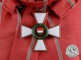 A 1944-1949 Republic of Hungary Order of Merit; Grand Cross