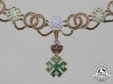 A Kingdom of Romania Order of Ferdinand I Collar & Badge