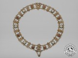 An Outstanding Oldenburg House & Merit Order of Duke Peter Frederick Louis Collar Chain