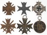 Six Awards