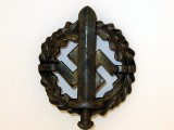 SA Defense Badge