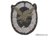 The Radio Operator & Air Gunner Badge