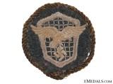 Motor Vehicle Drivers Trade Badge