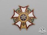 An American Legion of Merit; Chief Commander Breast Star