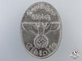 "A Rare ""Deutsches Reich"" River Boat Pilot Badge"