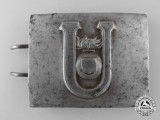 A Croatian Ustasha Belt Buckle by B. Knaus