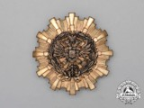 A Russian Imperial Army Infantry Badge
