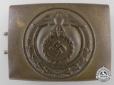 An Enlisted SA Belt Buckle