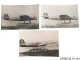 Three He 115 V-2 Seaplane Photographs
