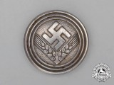 """A RADwJ (National Labour Service of Female Youths) Female """"Arbeitsmaid"""" Rank Brooch"""