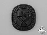 A 1937 Westfalia-North Regional Council Day Badge