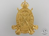 A Second War Canadian Infantry Corps Officer's Cap Badge