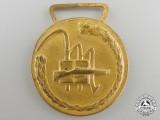 """An Italian National Republican Guard """"M"""" Legion San Gabriel College in Rome Medal"""
