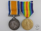 A First War Medal Pair to the Royal Artillery