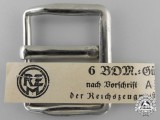 A League of German Girls Single-Claw Belt Buckle