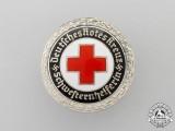 A Third Reich Period German DRK (German Red Cross) Nurse's Assistant Brooch