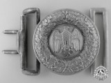 A German Army (Heer) Officer's Belt Buckle
