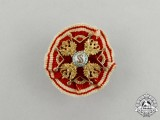 A Superb Imperial Russian Order of St. Stanislaus in Gold