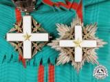 Italian Republic. An Order of Merit of the Italian Republic; Grand Cross by S. Johnson