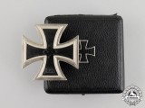 A Mint Iron Cross 1939 Second Class in by Wilhelm Deumer