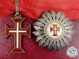 Portugal. A Military Order of Christ; Commander's Set by Frederico G. Da Costa